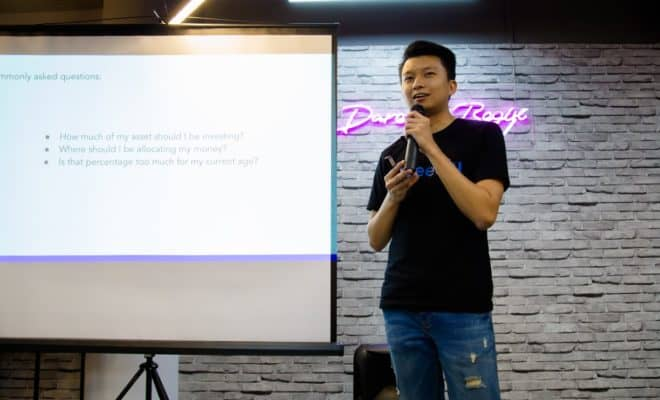 Yeap Ming Feng, Seedly's Head of Growth