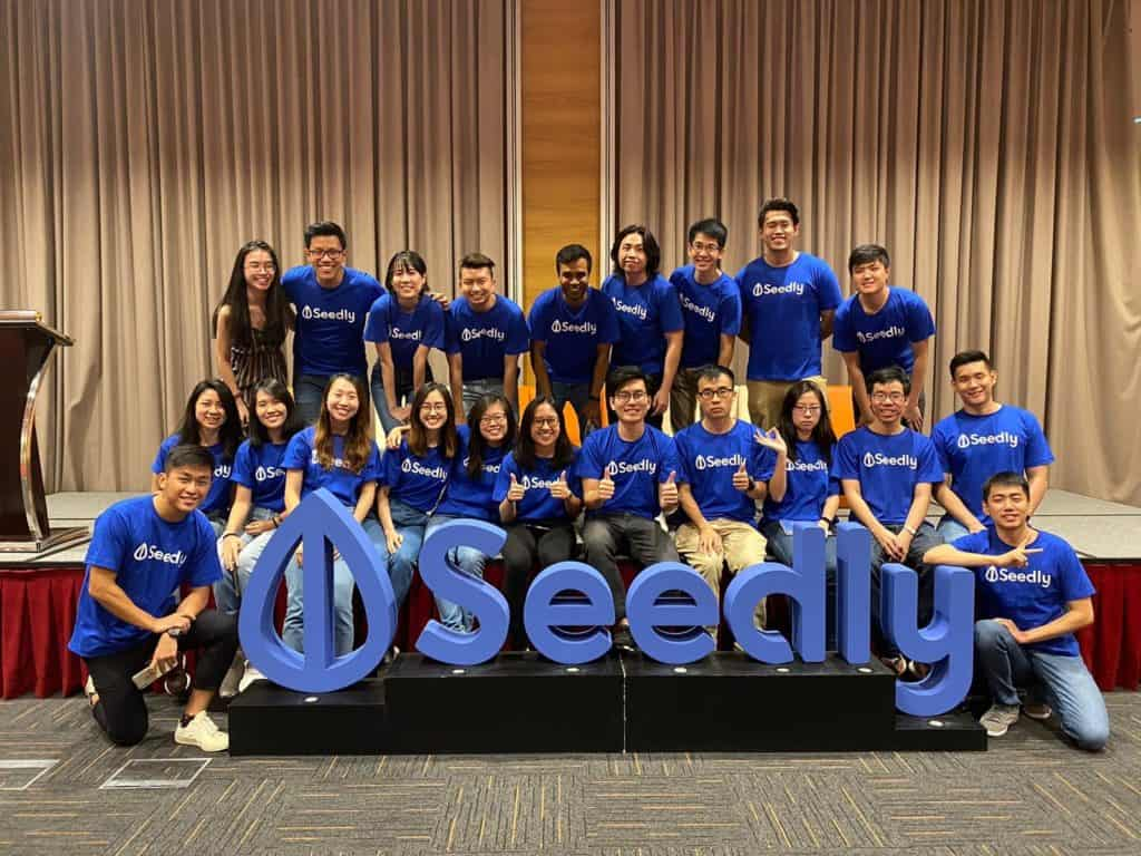 Seedly Team Photo